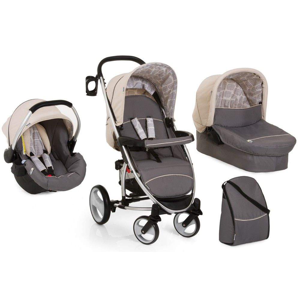 hauck malibu xl all in one travel system rock from hauck. Black Bedroom Furniture Sets. Home Design Ideas