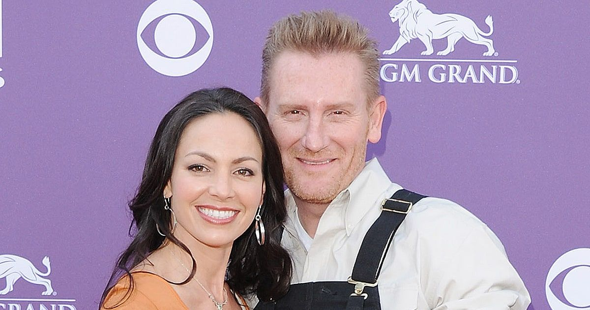 Joey and Rory Feek celebrated Christmas with family and loved ones ...