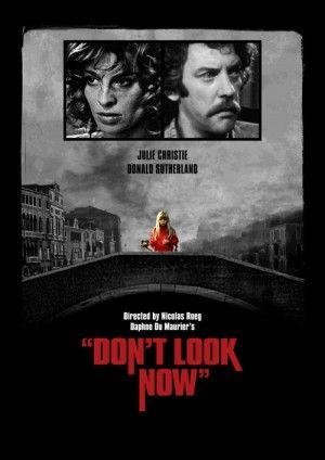 Ne Vous Retournez Pas Film : retournez, Retournez, Julie, Christie,, Horror, Movie, Posters,, Donald, Sutherland