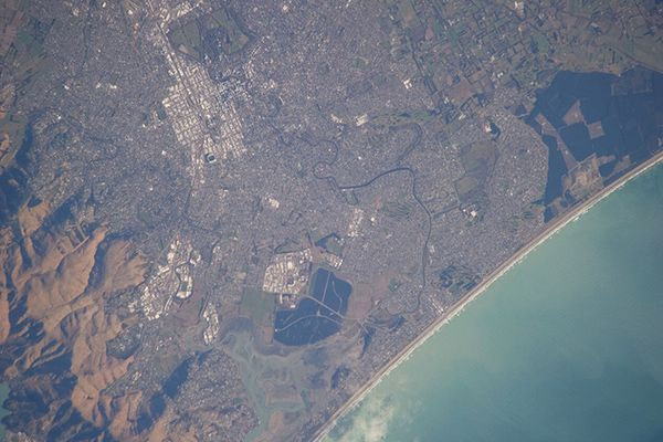 Fantastic pictures of earth from space