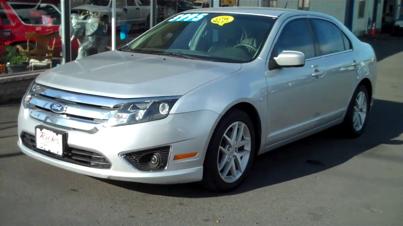 2010 FORD FUSION SEL SEDAN 3995 in 2020 (With images