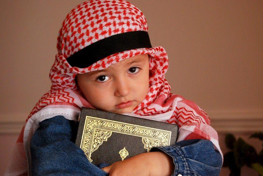 Wow 10 Gambar Anak Lucu Arab- Humoyun Muslim Boy By ...