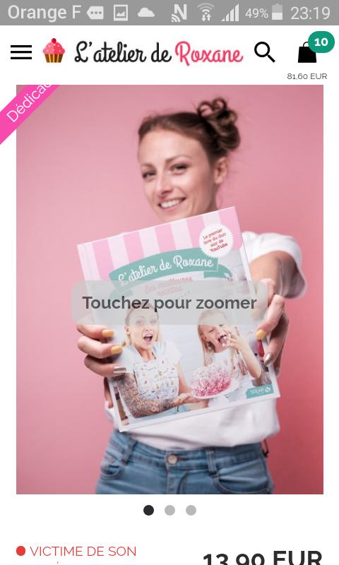 Boutique L Atelier De Roxane : boutique, atelier, roxane, Commande, Livre, Cuisine, Www.latelierderoxane., #latelierderoxane, Alexy, Movie, Posters