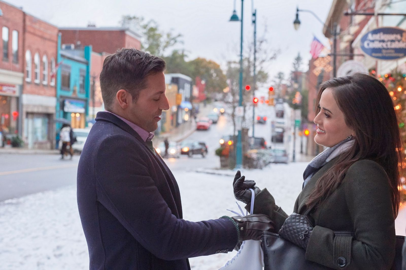 You Can Stay at the Rustic Lodge Featured in Hallmark's 'Christmas at Grand Valley'   Filming ...