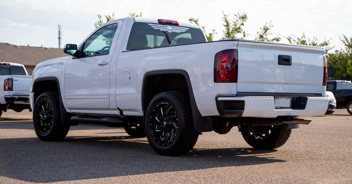 Truck Tuesday Featuring A 2015 Gmc Sierra 1500 Regular Cab This