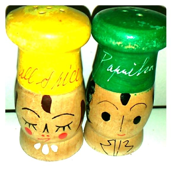 Vintage Japanese Spice Shakers in 2020 Japanese spices