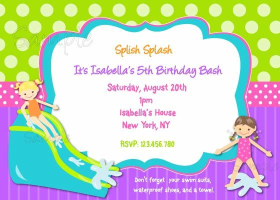 1000+ images about Luau on Pinterest | Birthday party invitations ...