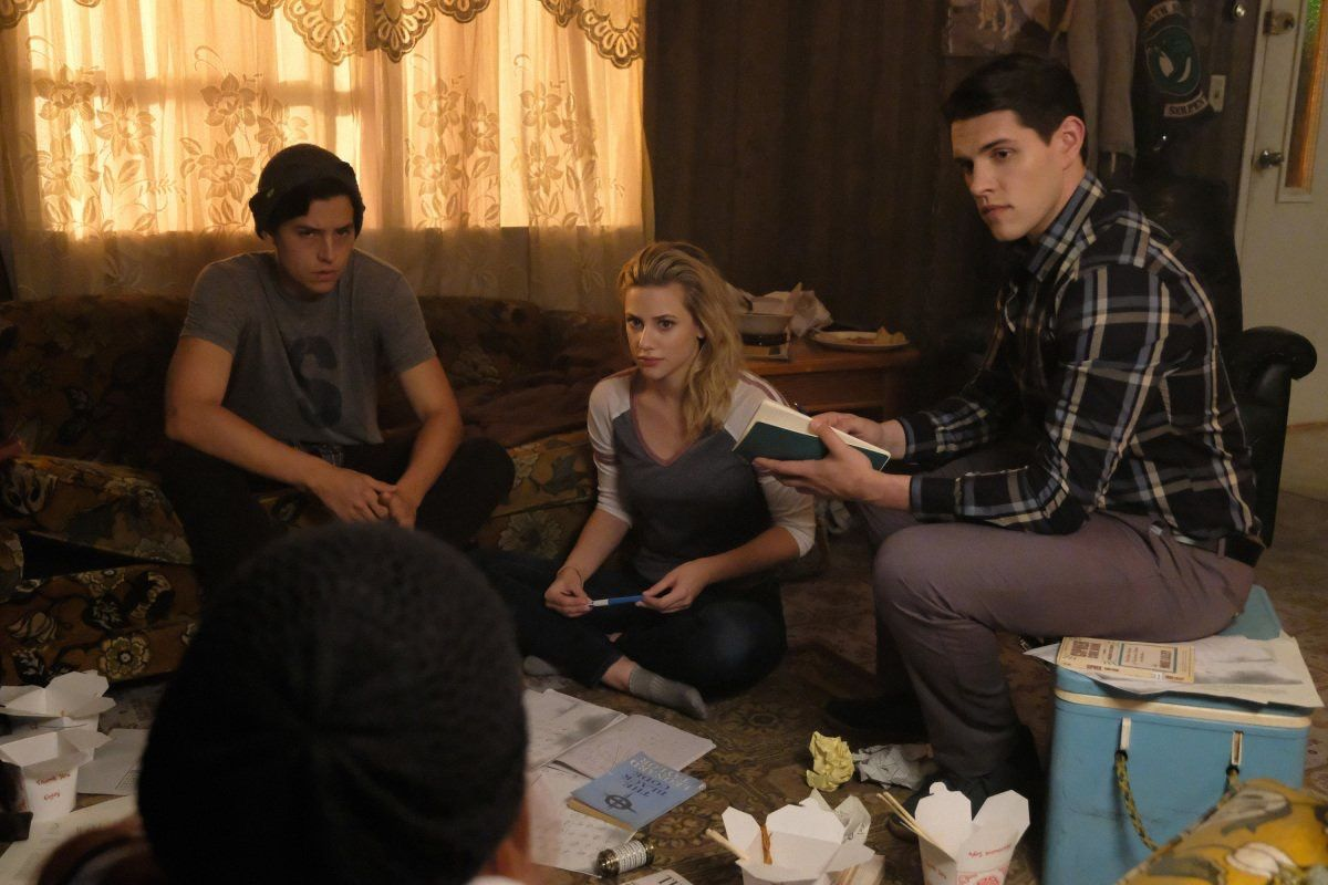 Riverdale Season 4 Episode 7 Photos Preview Of The Ice Storm