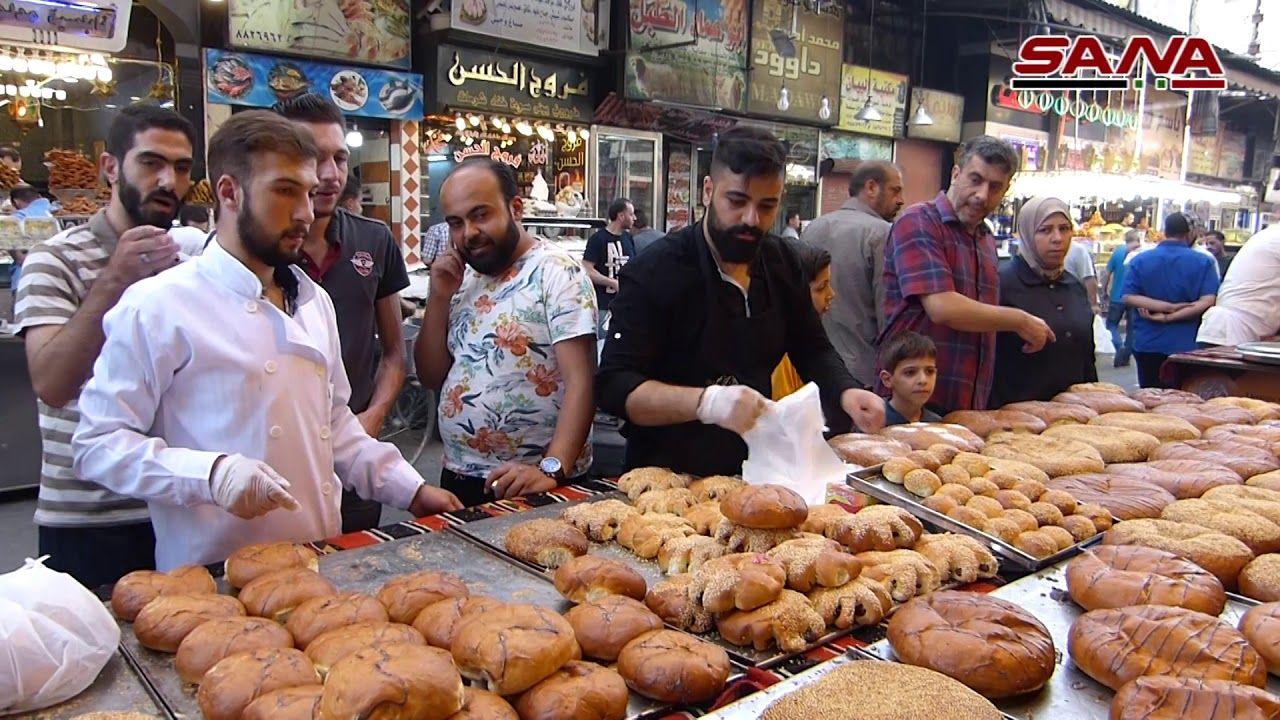 أجواء رمضان في حي الميدان الدمشقي Stuffed Mushrooms Sausage Enjoyment