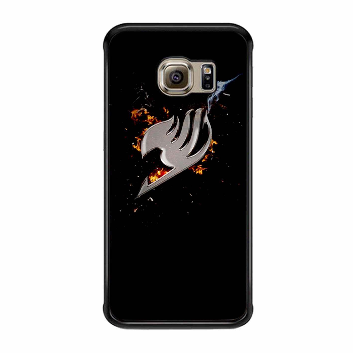 Fairy Tail Manga Anime Samsung Galaxy S6 Edge Case | Fairy tail ...