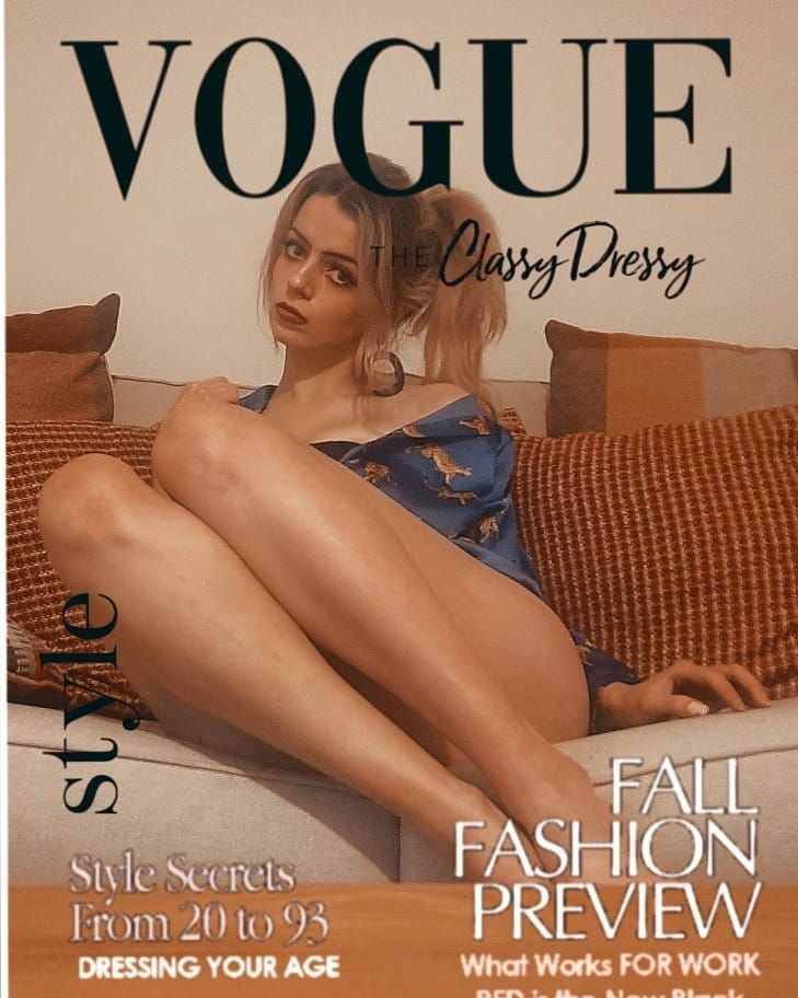 :-$ • • • • #vogue #pose #selfobsessed #likeforlike #followforfollow  #ireland
