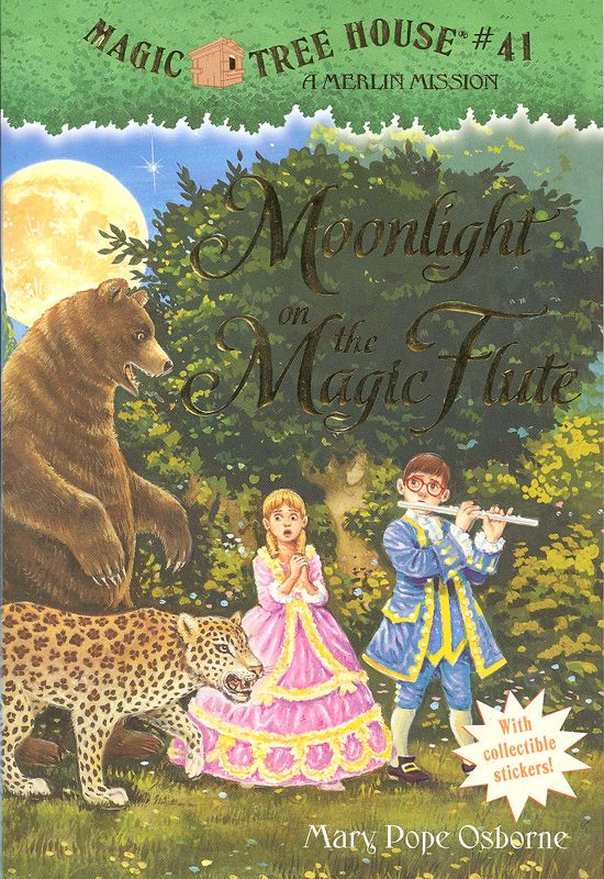 Moonlight On The Magic Flute Magic Tree House 41 051820