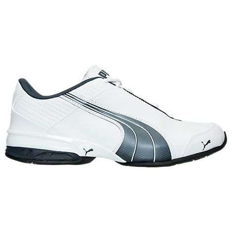 PUMA MENS SUPER ELEVATE RUNNING SHOES WHITE puma shoes