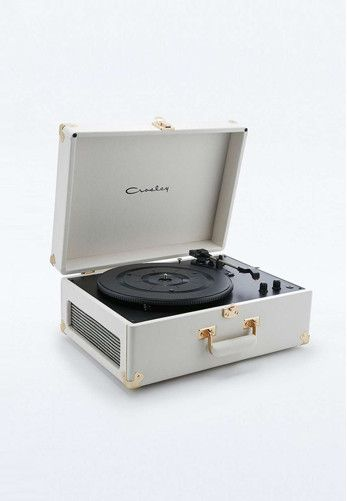 Gold and Silver Glitter Turntable Collection
