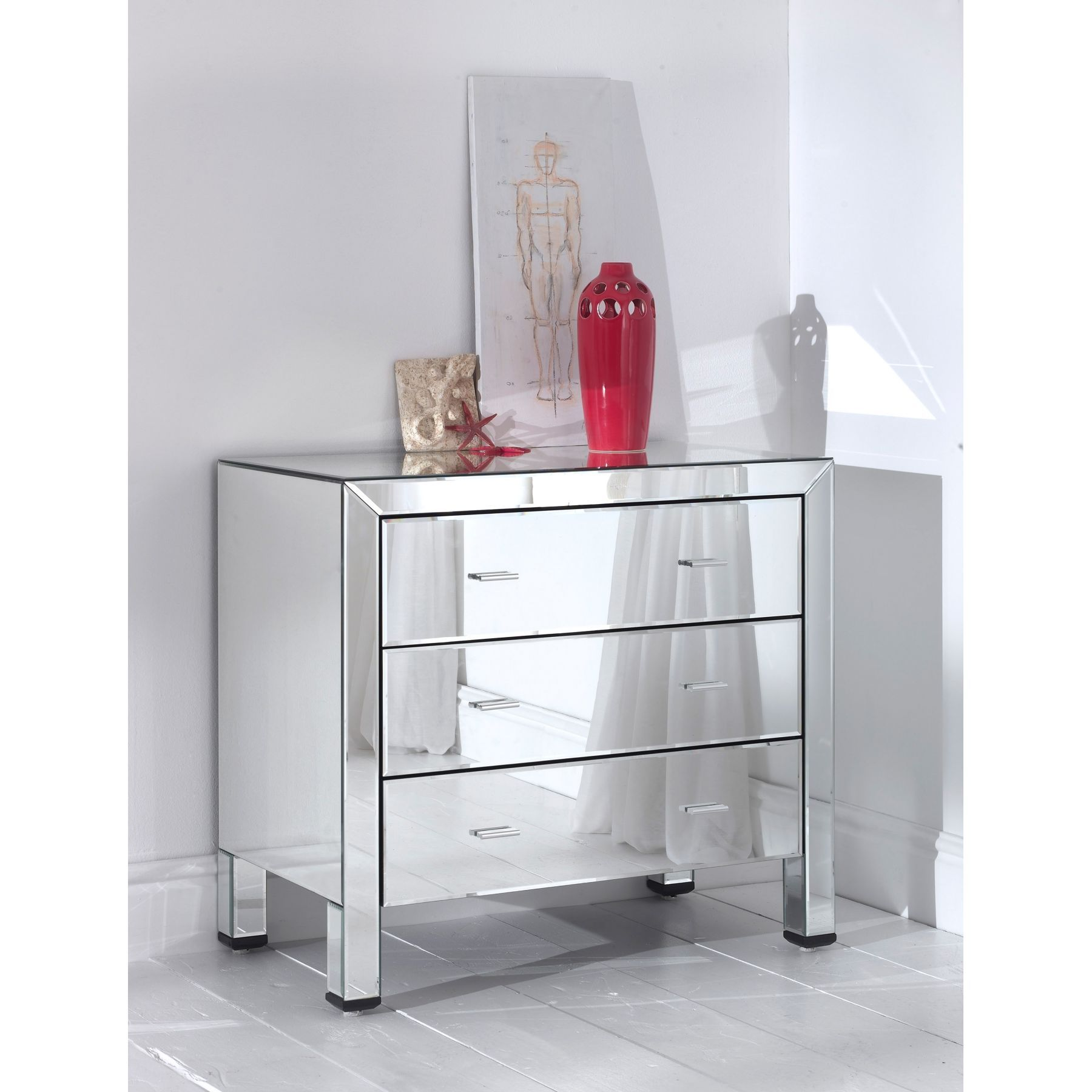 mirror dresser home french furniture mirrored furniture mirrored furniture - Cheap Mirrored Furniture