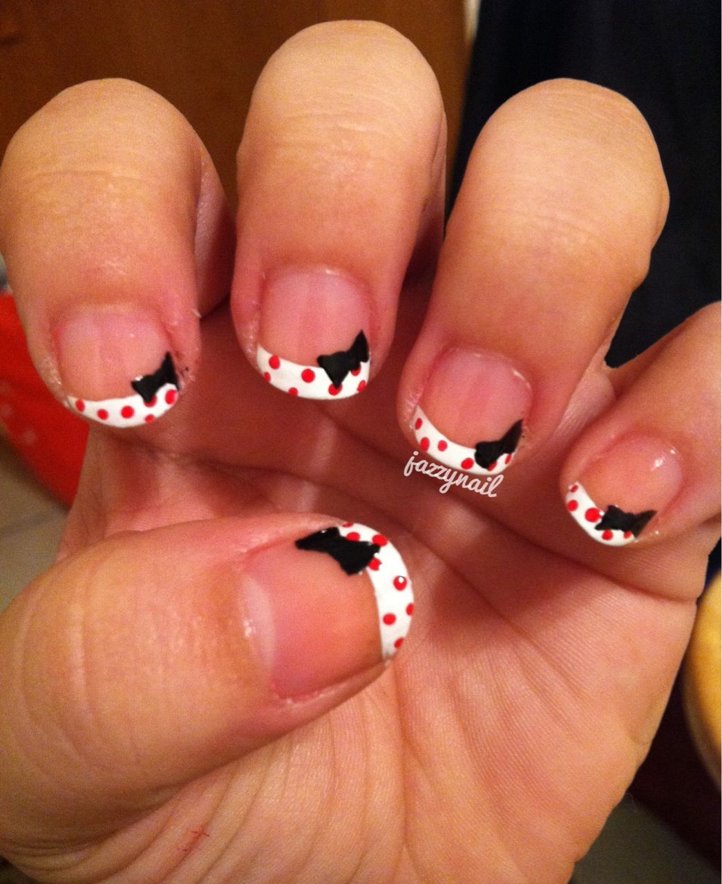 Nail Design Ideas 2012 nail design ideas 2012 15 best cute amazing christmas nail art designs French Manicure Designs Notes Timestamp Sunday French Tip Nail Art Ideas