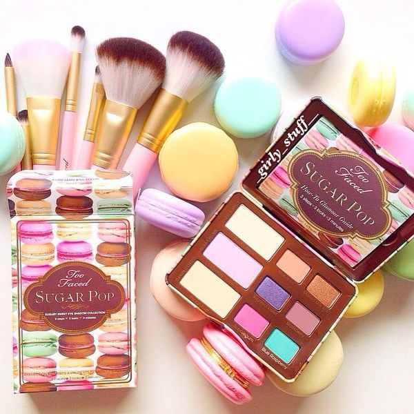 Too Face Sugar Pop Eye Palette *NEW* Spring 2015 #beautybliss2015