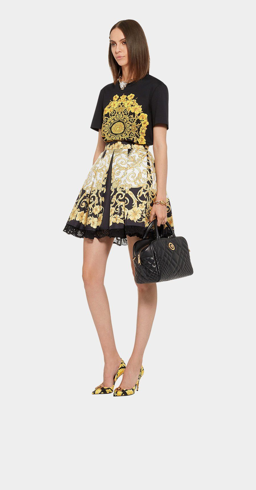 Store For Online Arrivals World's Versace In New End WomenUs L54AjR