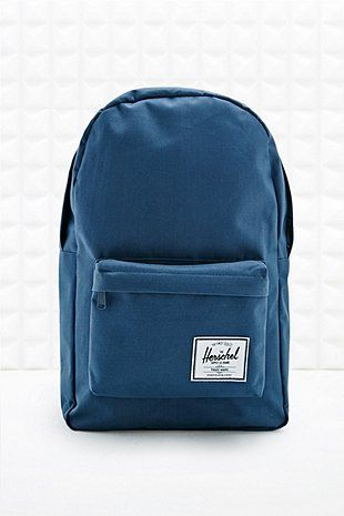 a5fde53bd87 Herschel Supply co. Classic 21L Navy Backpack - Urban Outfitters