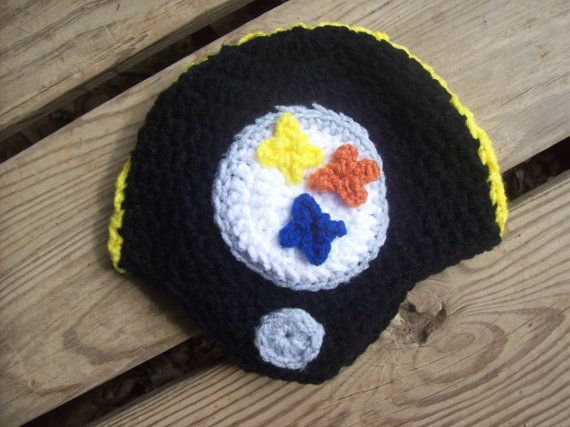RESERVED ORDER for timothy swartzfager- 6-9 mo. Steelers helmet ... d8d0287d5