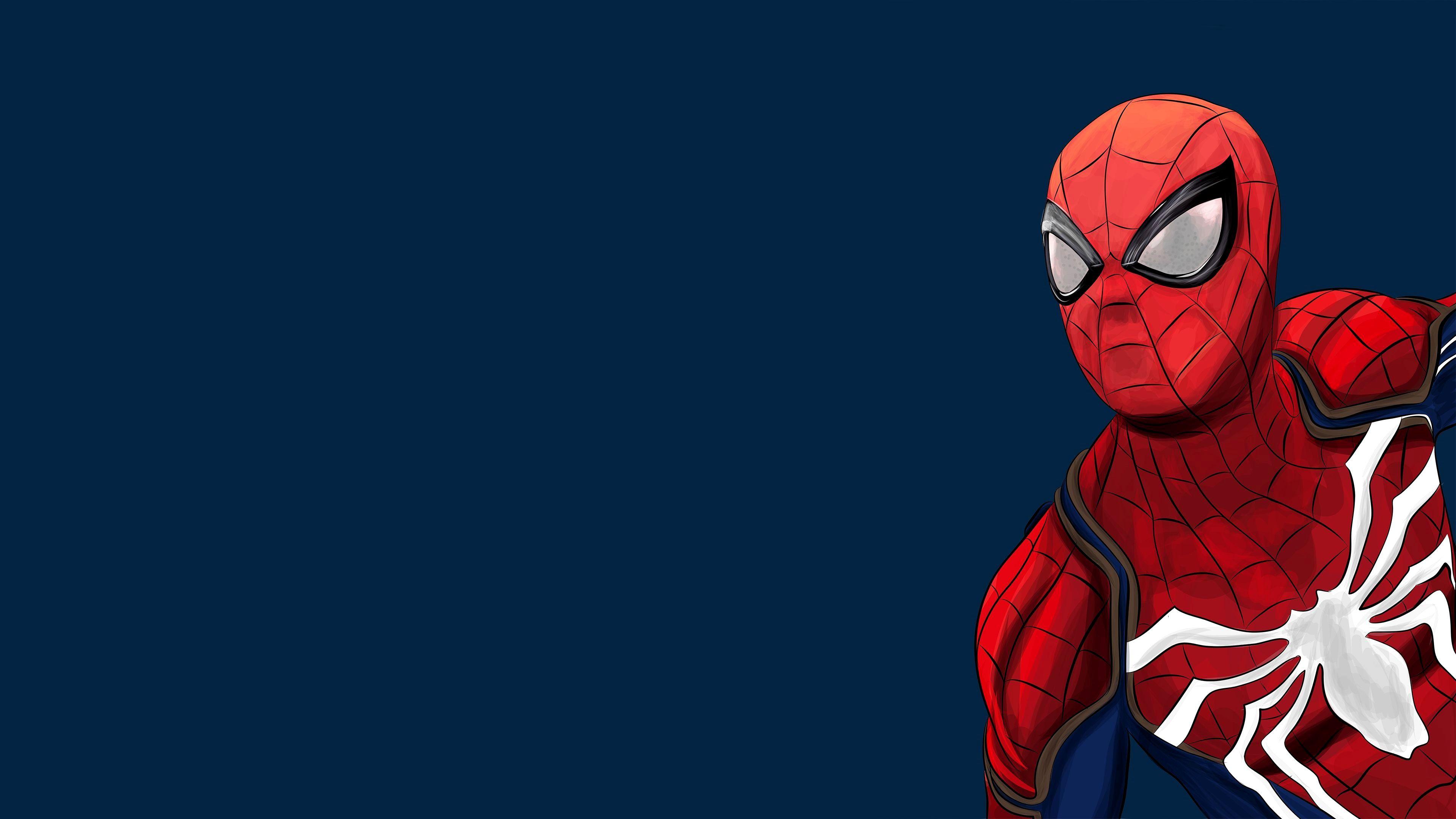4k Wallpaper For Pc Spider Man Gallery En 2020 Spiderman Ps4 Wallpapers 4k Para Pc Fondos De Pantalla De Escritorio