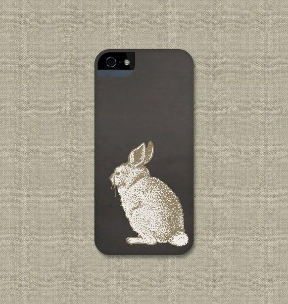 Bunny iPhone Xs Max Case Woodland Rabbit iPhone Xr Case
