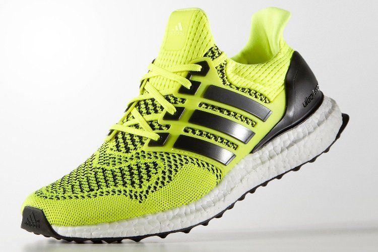 adidas ultra boost yellow