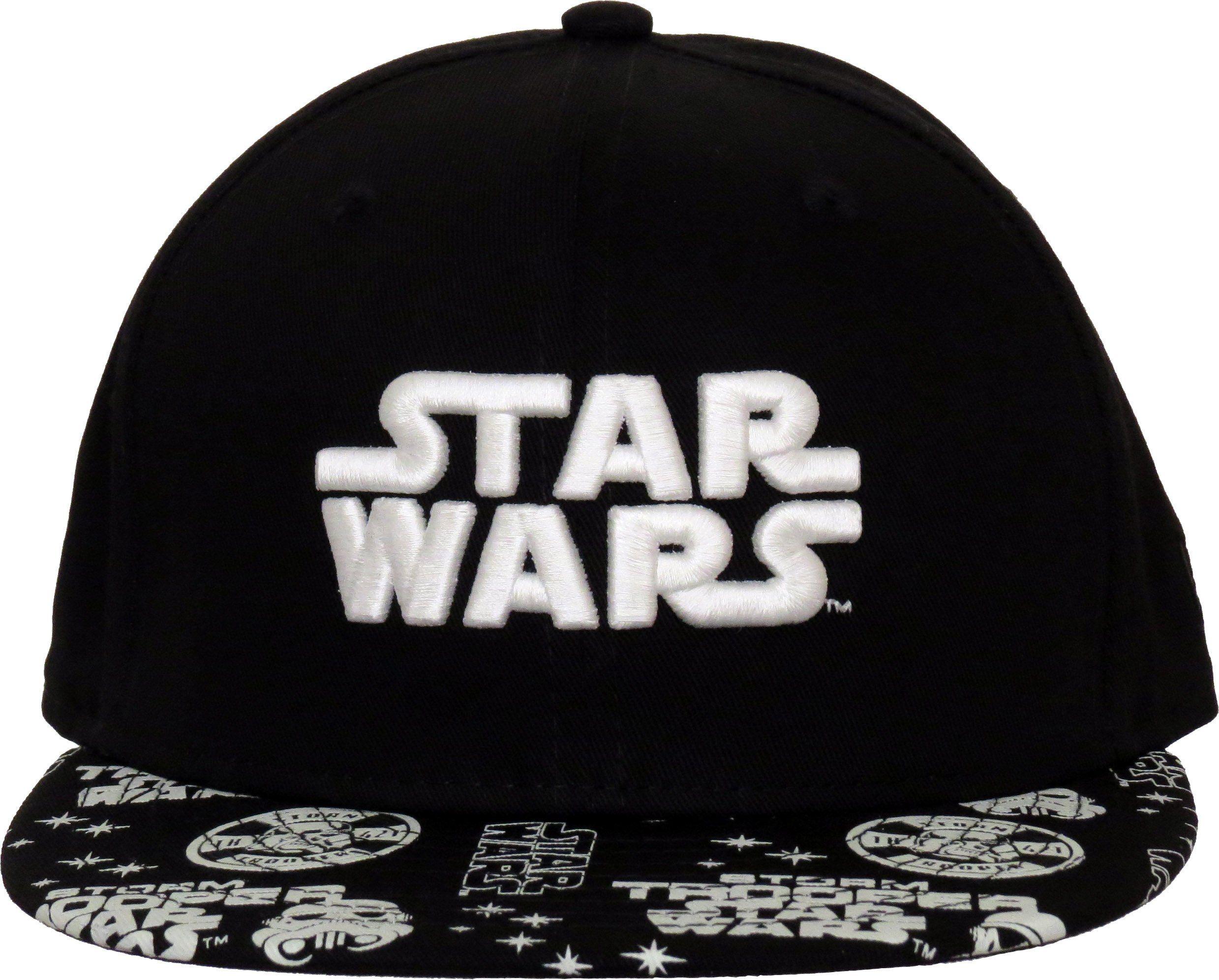 cheaper 563de 92f70 New Era Kids 950 Glow In The Dark Star Wars Snapback Cap. Black with the
