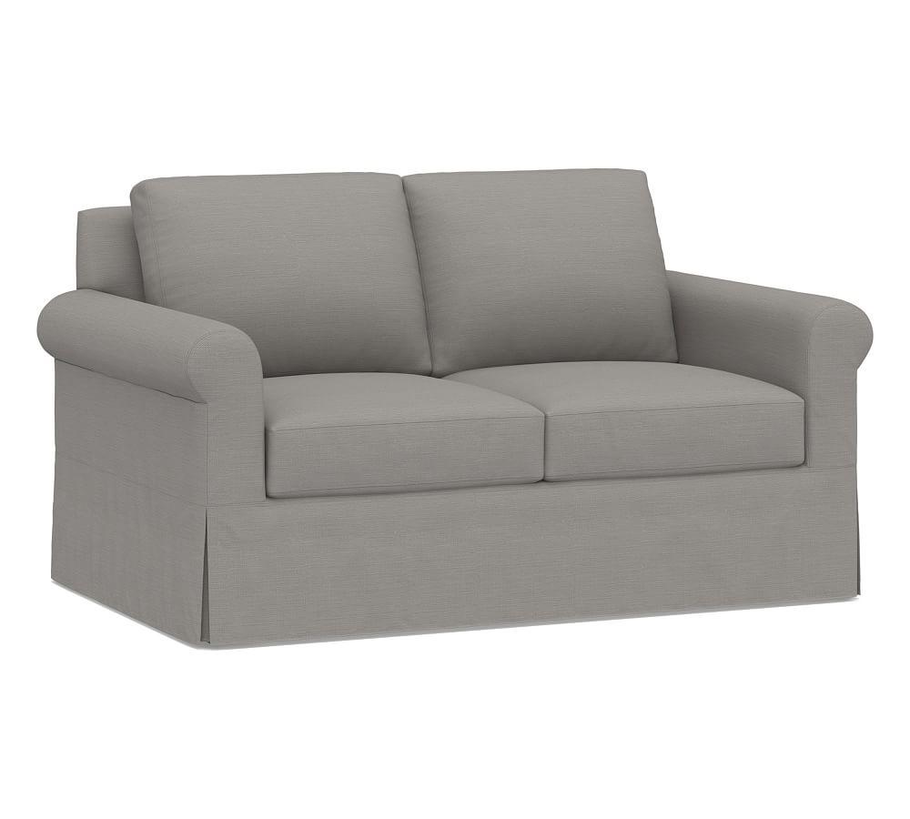Miraculous York Roll Arm Slipcovered Grand Sofa 97 Down Blend Wrapped Creativecarmelina Interior Chair Design Creativecarmelinacom