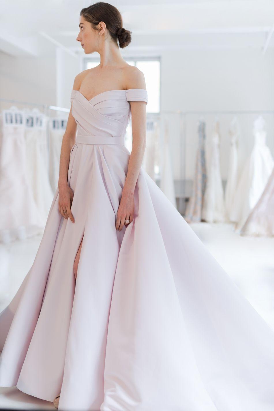 Ny Bridal Fashion Week Wedding Dresses And Designers Pinterest