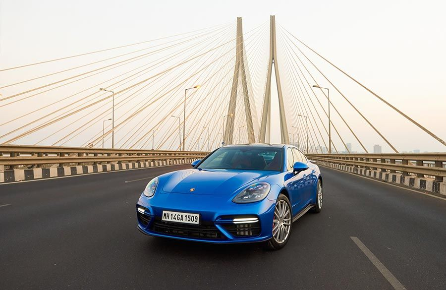 New Porsche Panamera Turbo launched in India https//blog