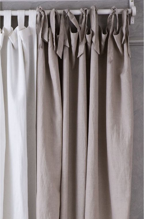 Guide To Curtain Styles And Designs Gordijnen Tops Naaien