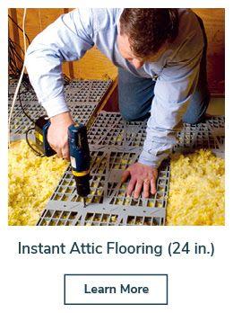 Instant Attic Flooring (24 in.)   d8 dis   Pinterest ...