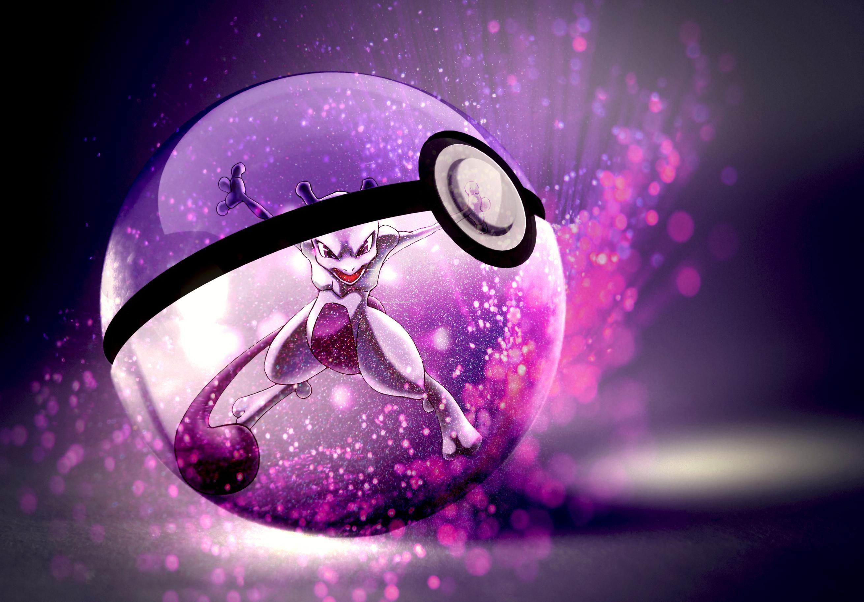 {title} (avec images) Mewtwo pokemon, Dessin jeux vidéo