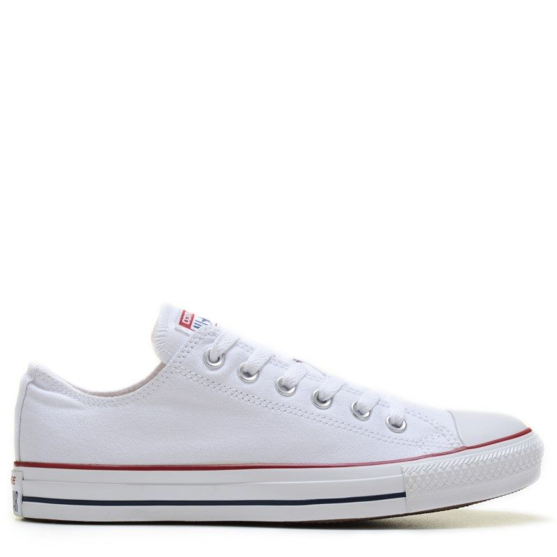 Converse Chuck Taylor All Star Low Top Sneakers (Optic White)