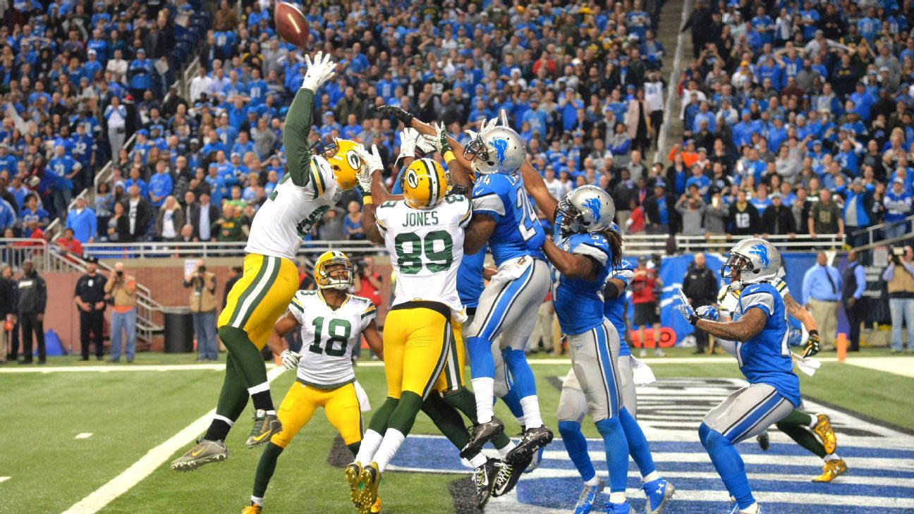 Aaron Rodgers To Richard Rodgers A Heave That Saved The Packers Season Nfl Richard Rodgers Packers