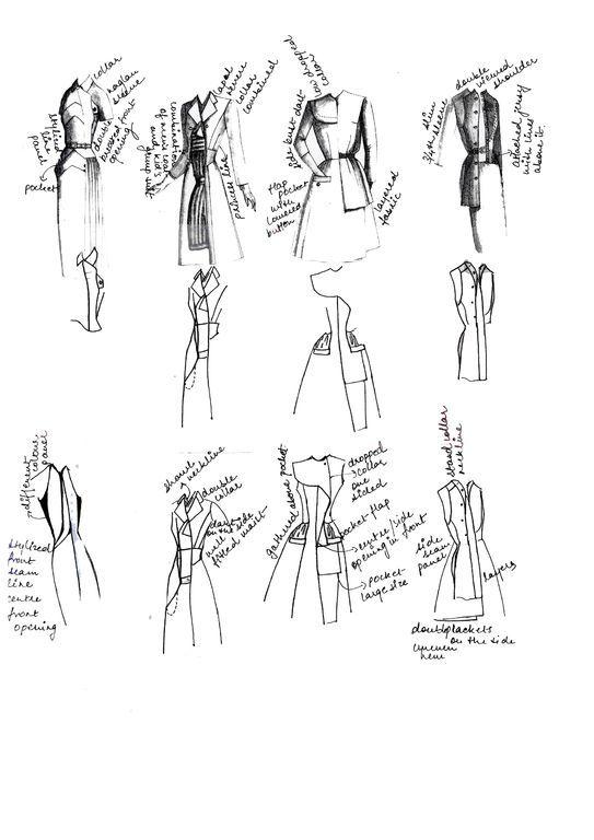 Fashion Sketchbook Fashion Design Sketches Jacket Design Development Fash Fashion Illustrations Techniques Fashion Drawing Sketches Fashion Design Sketches