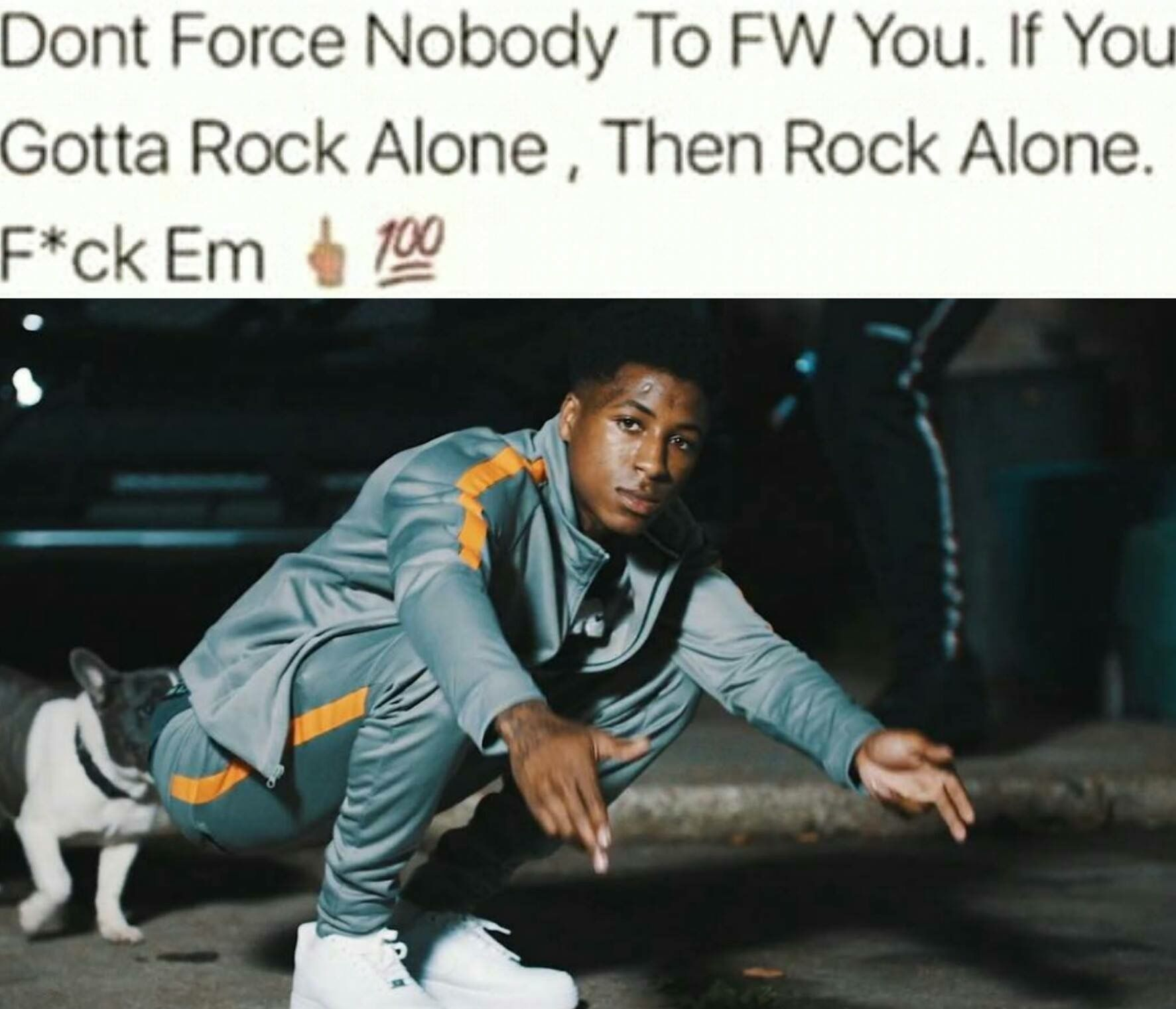 Nba Youngboy Youngboy Never Broke Again Quotes For The