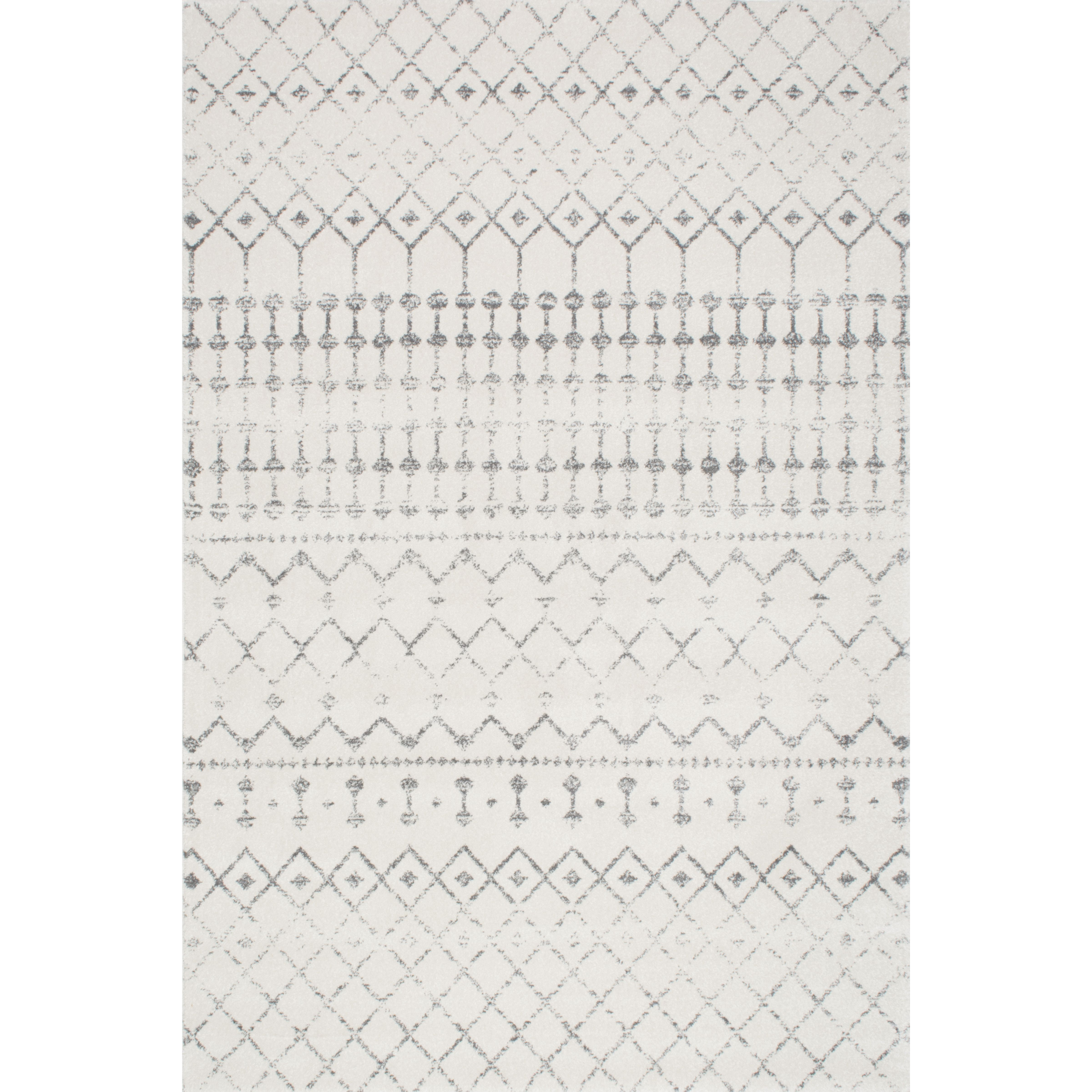 You'll love the Blythe Gray Area Rug at Wayfair - Great Deals on all Décor products with Free Shipping on most stuff, even the big stuff.