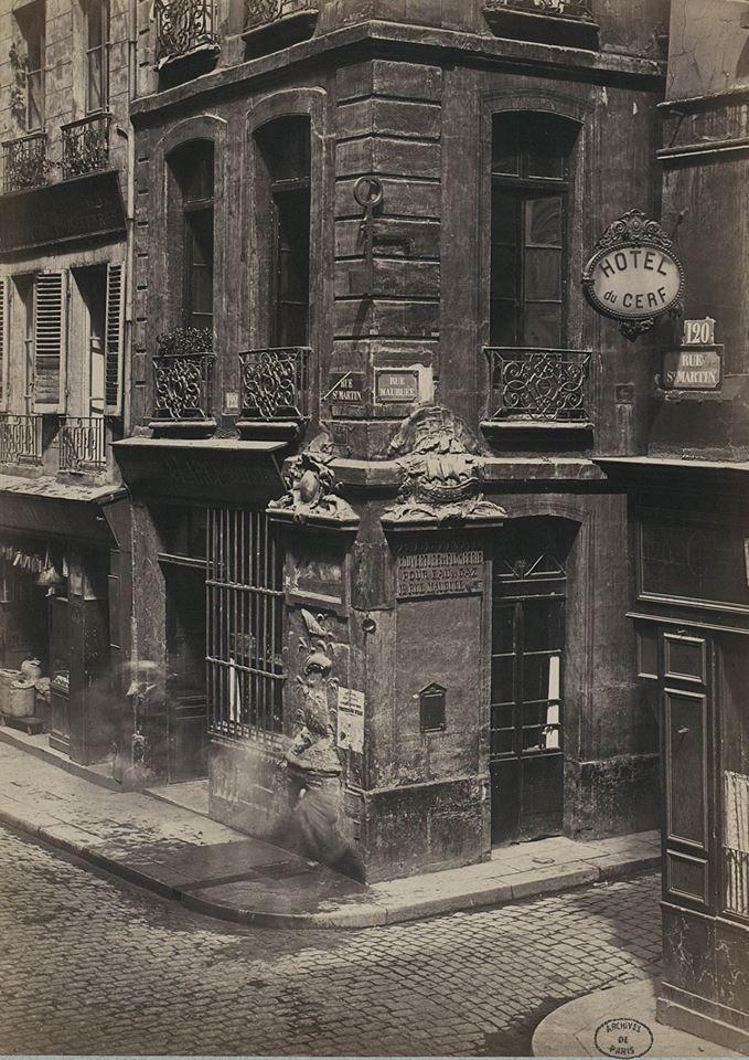 via Archives de Paris