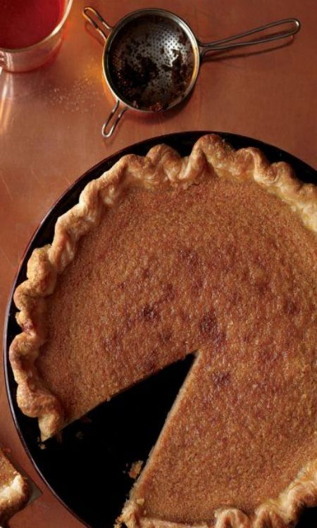 Brown Sugar Buttermilk Pie Recipe Buttermilk Pie Brown Sugar Pie How Sweet Eats