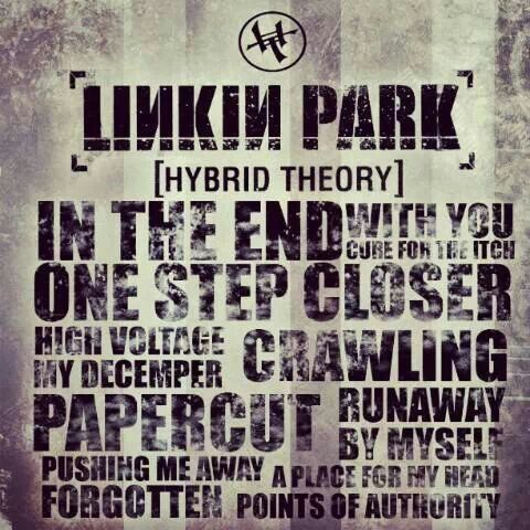 Linkin Park Hybrid Theory Having A Flashback With This