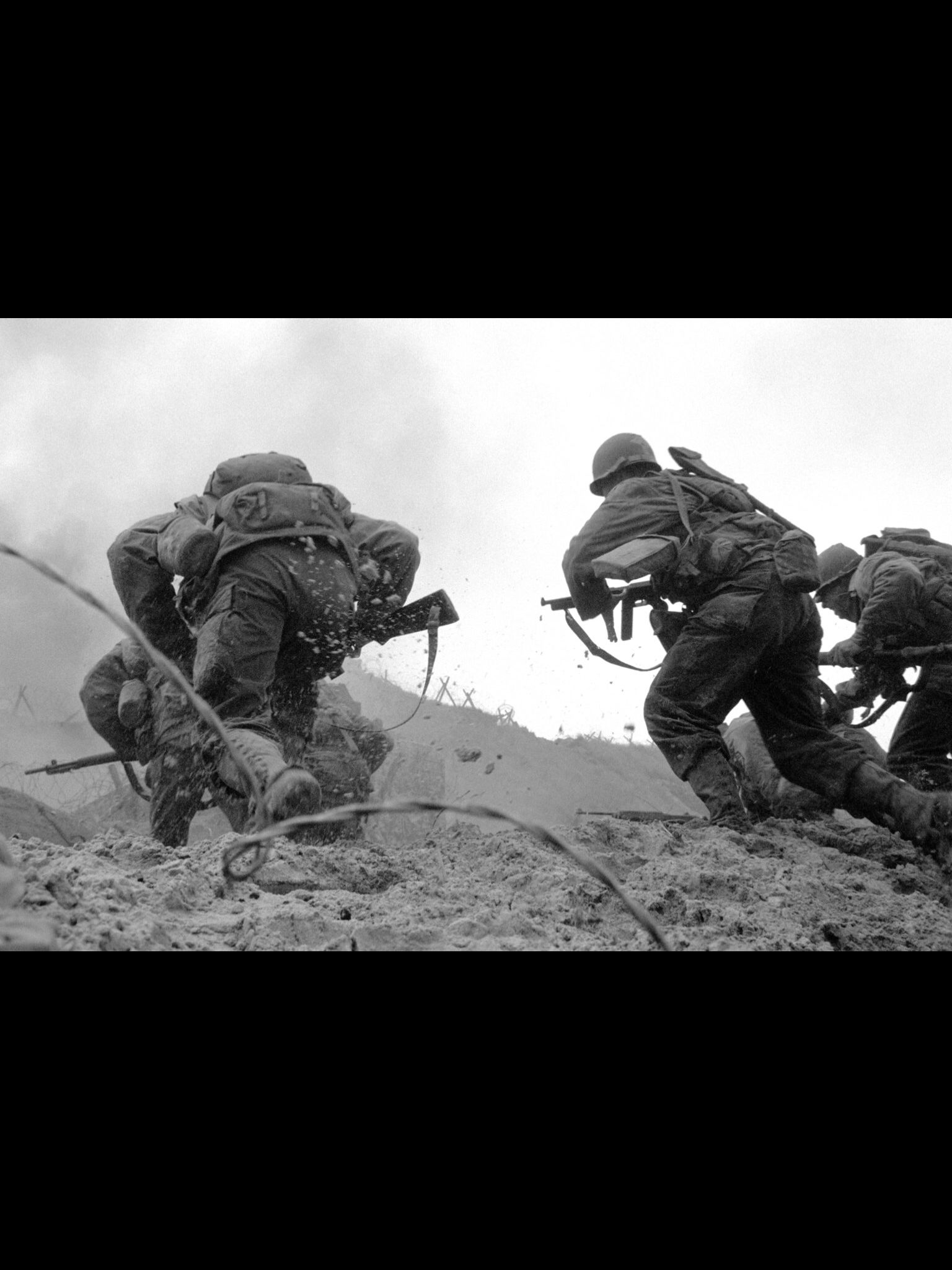 saving private ryan d day clip