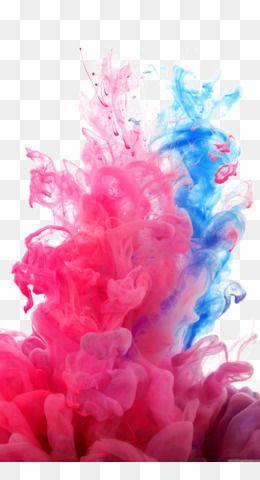 Download Inkjet Printing Creative Color Art Dust Effect 980934 Png Flower Png Images Love Background Images Banner Background Images