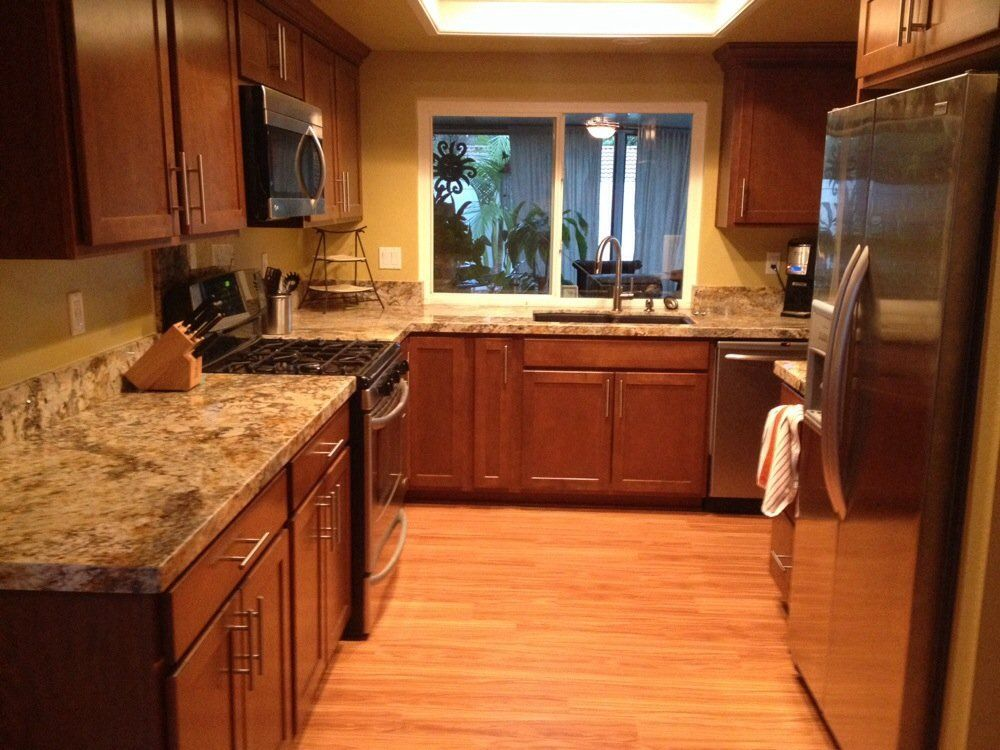 Cabinet Factories Outlet - My Kitchen remodel using cabinet ...