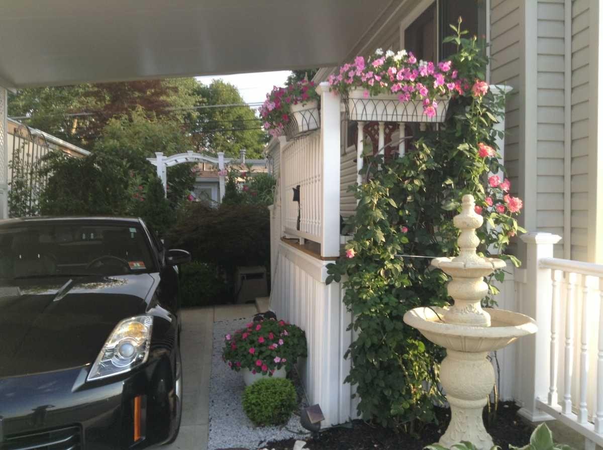 Easy Access to Door Under Carport 2009 Pine Grove Mobile