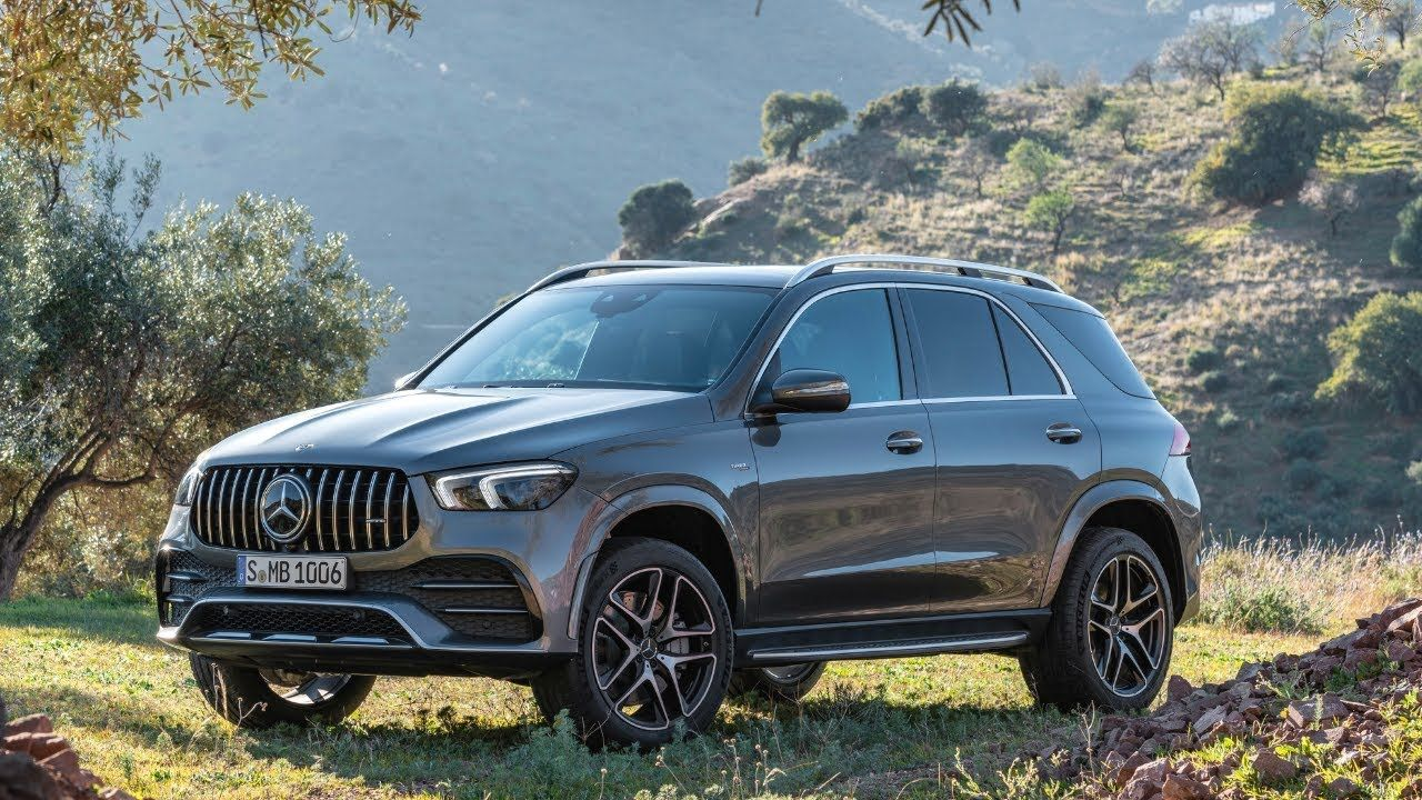 2020 Mercedes Amg Gle 53 4matic Interior Exterior Drive With