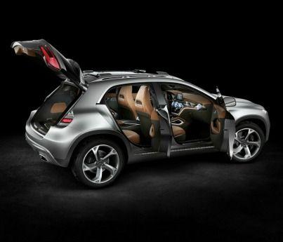 Cuando el interior se deja ver... #ItraGLA @Grupo Itra Mercedes-Benz @MBenzEspana