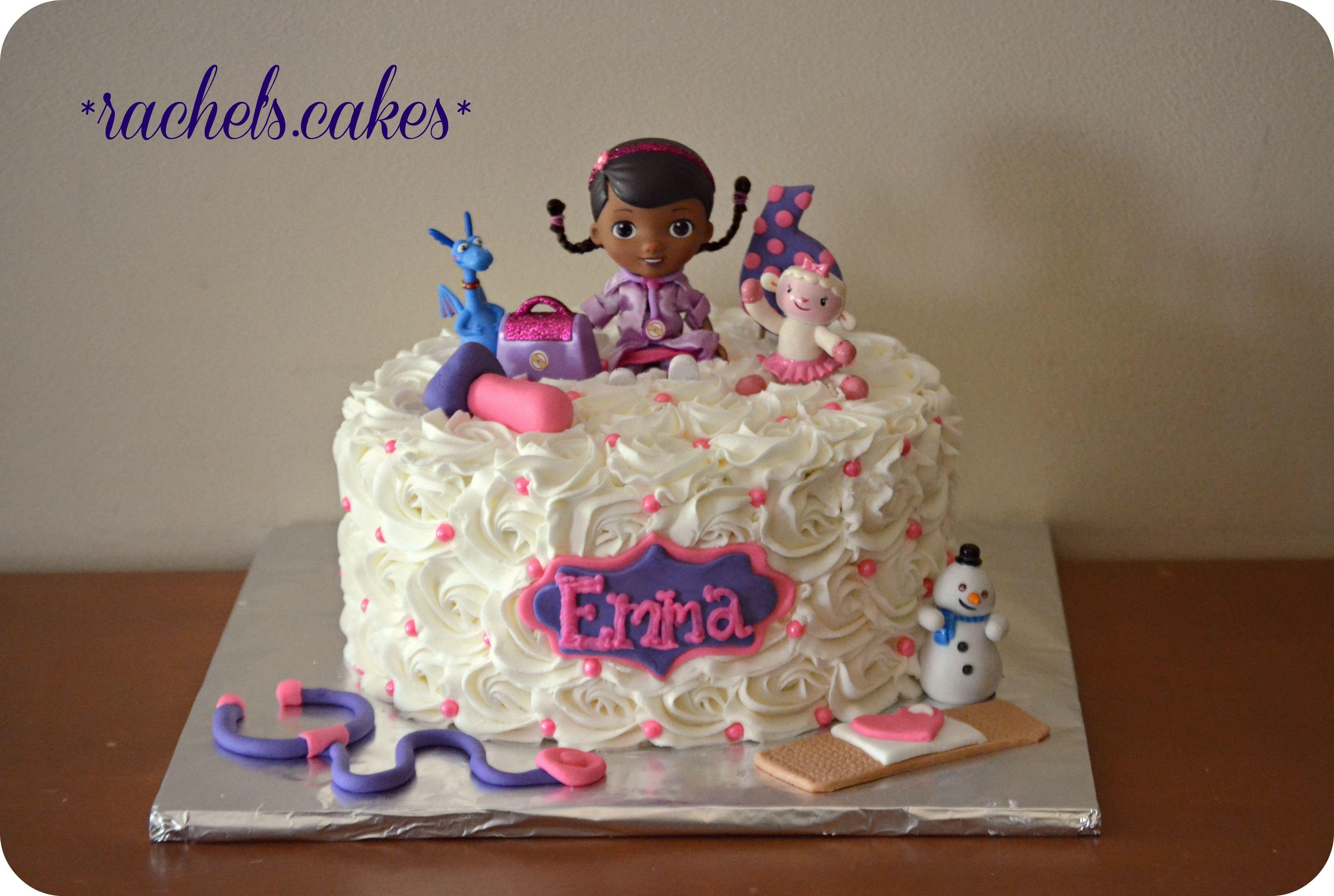 Magnificent Doc Mcstuffins Cake Doc Mcstuffins Birthday Cake Doc Mcstuffins Funny Birthday Cards Online Inifodamsfinfo