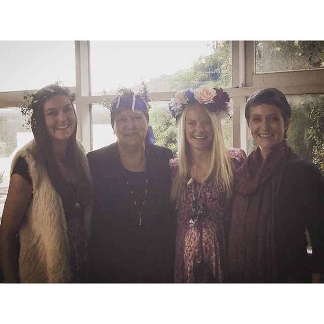 Blessingway complete! #babylowther #auntycaz #blessingway #lorne #sister by cazburts http://ift.tt/1IIGiLS